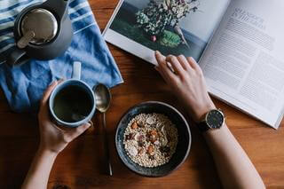 comfort foods healthy foods stress management